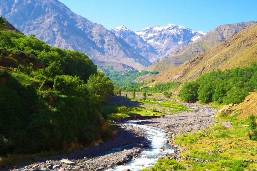 Shared Day trip to Ourika Valley from Marrakech, (1)