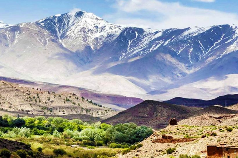 Shared Day trip to Ourika Valley from Marrakech, (2)