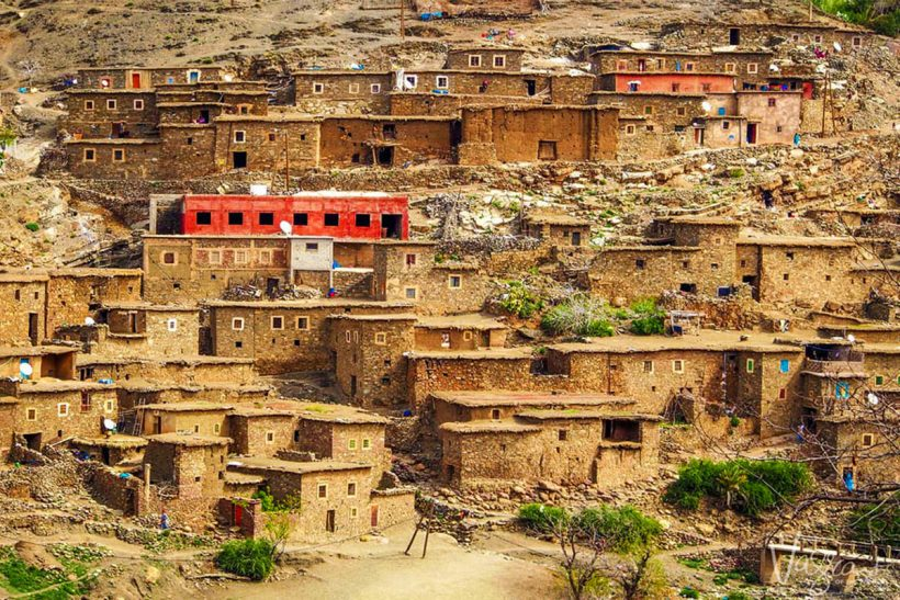 Shared Day trip to Ourika Valley from Marrakech, (5)