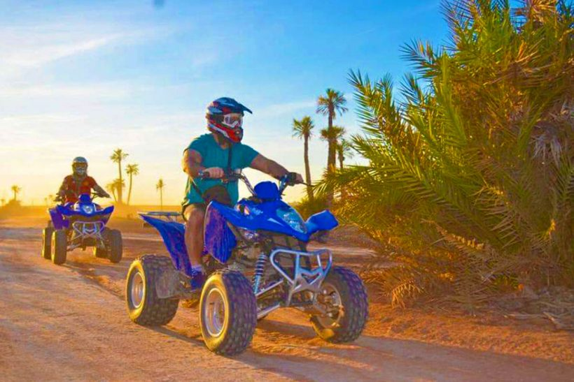 Marrakech Quad biking and Camel Ride (1)