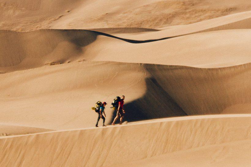 Desert tour from Marrakech 2 days Trip