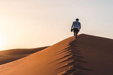 Desert Tour Start From Marrakech 3 days