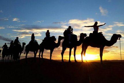 Marrakech desert tour 2 days